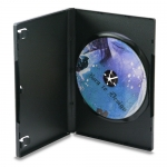 Black DVD Casees | Full Sleeve | 100 Per Case